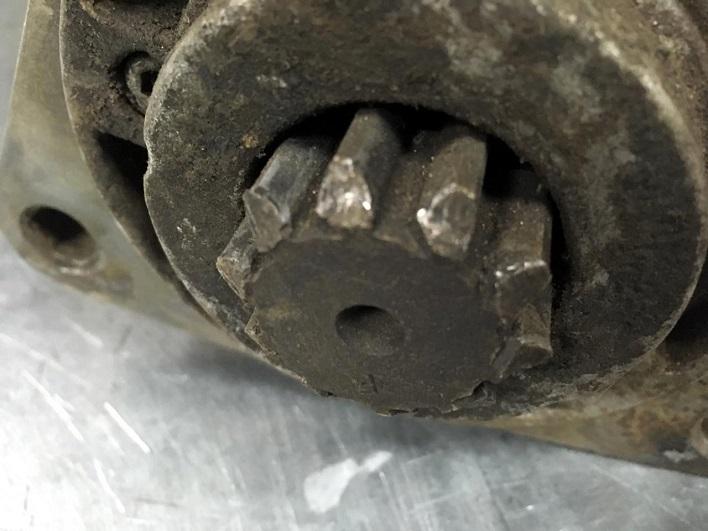 Фрезерование зубьев шестерни